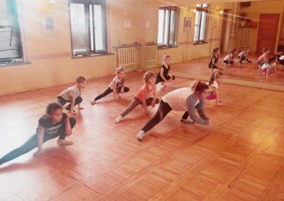 Zajęcia ogólnorozwojowe z gimnastyką