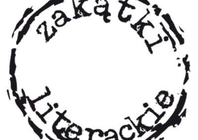 zakątki literackie - logo