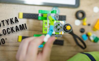 ROBOTYKA Z KLOCKAMI LEGO® – ZAJĘCIA POKAZOWE