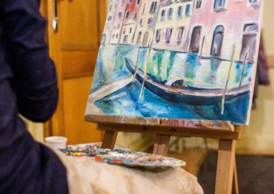 Rysunek i malarstwo